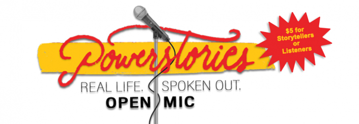 Tickets Only $5 for Storytellers or Listeners!